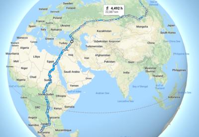 Walks, Runs & Hikes Archives - Kickass Trips