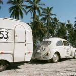 Herbie and QEK camper