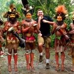 Jungle dancing
