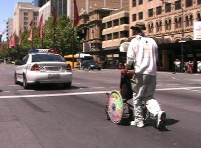 Adelaide parade