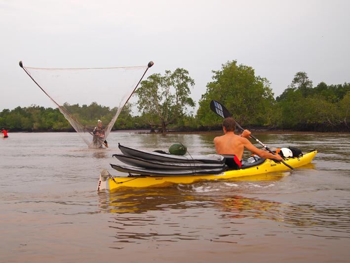 Sumatra Challege, a kayaking adventure in Indonesia
