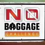 No baggage challenge
