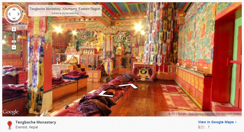 Tenboche Monastry, Everest
