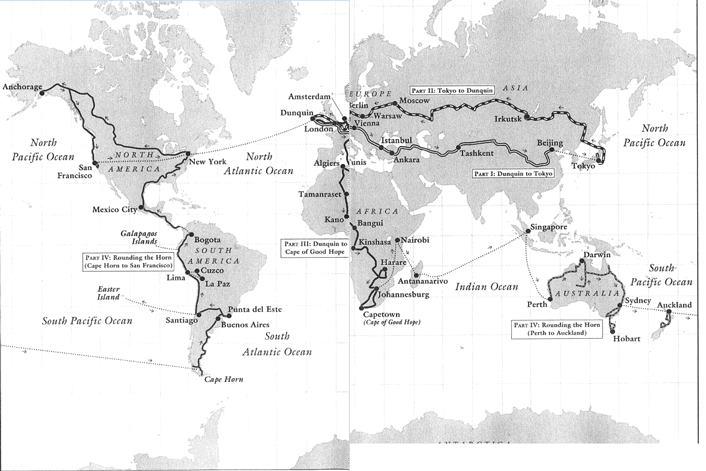 Investment biker Map