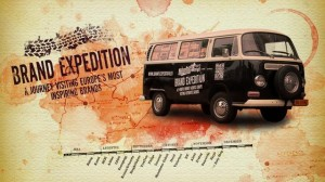 Brand expedition Van VW