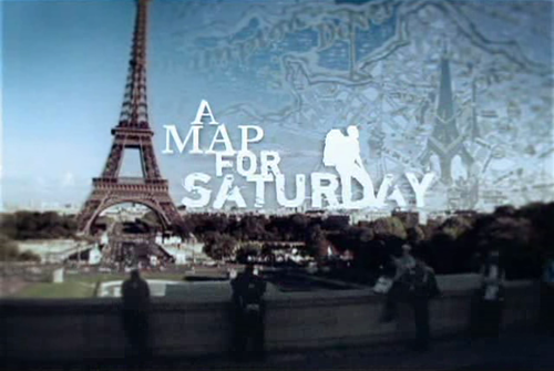 map for saturday eifel tower