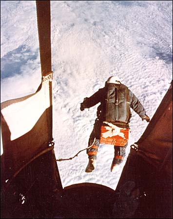 kittinger jump