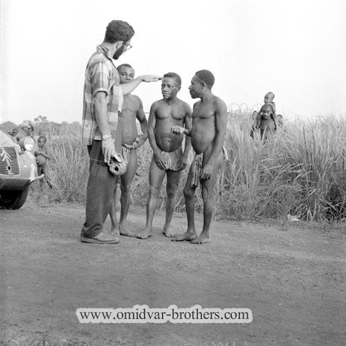 Africa Omidvar brothers