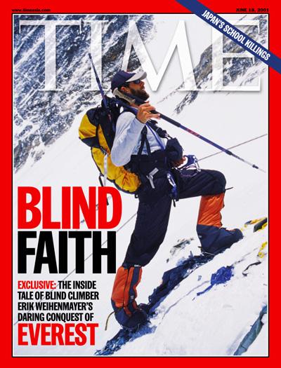 Erik Time Magazine cover