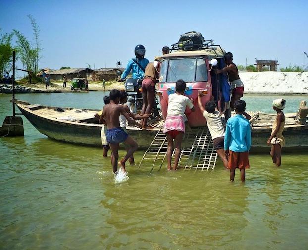 rickshawrunwater