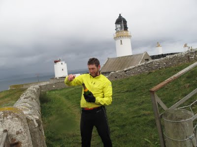 Dunnet Head, the finishing point