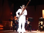 Bassoonist Performs Dead Elvis