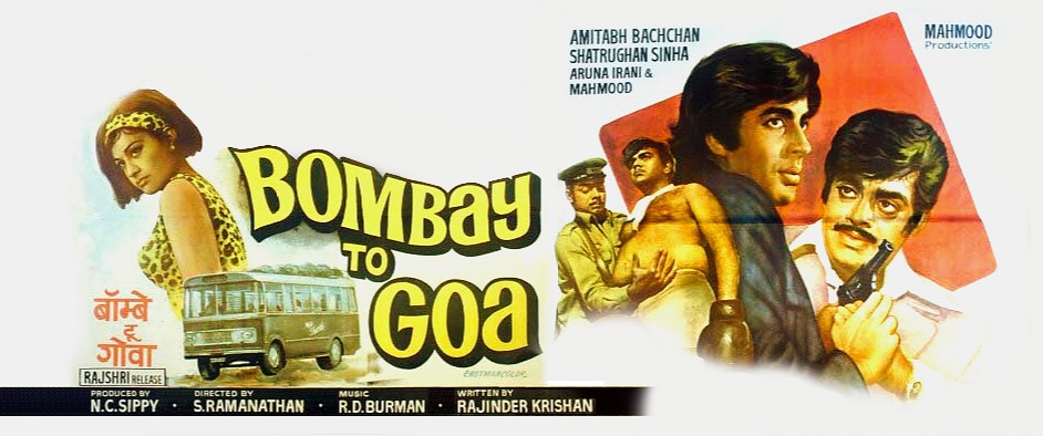 Bombay to Goa 1972 (1)