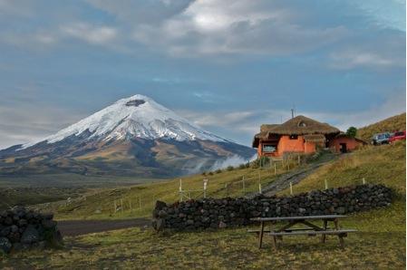 Ecuador volcanoes Chimborazo