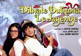 Dilwale Dulhaniya Le Jayenge - the best Bollywood Travel and Roadtrip movies