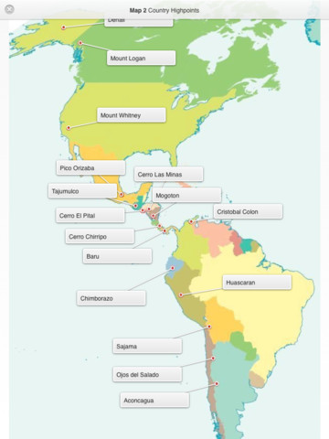 Map by Peak