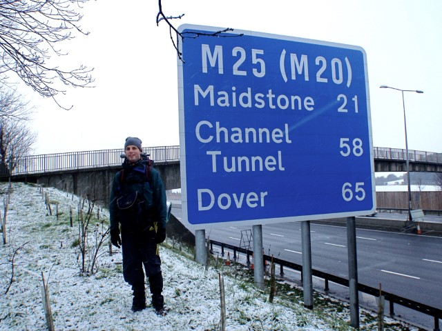 The infamous M25