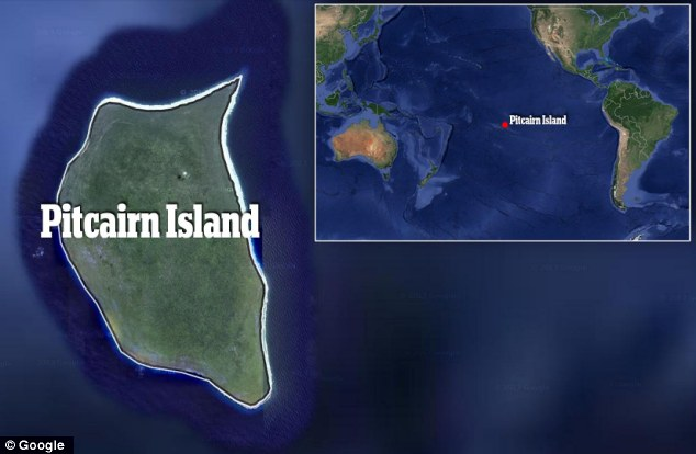 is Pitcairn island the most remote place on earth ?!