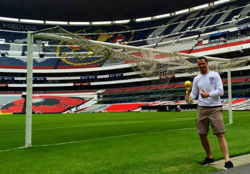 Estadio Azteca Mexico