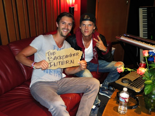 TheBackpackerIntern+Avicii (Small)
