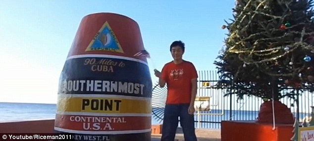 USA southernmost point