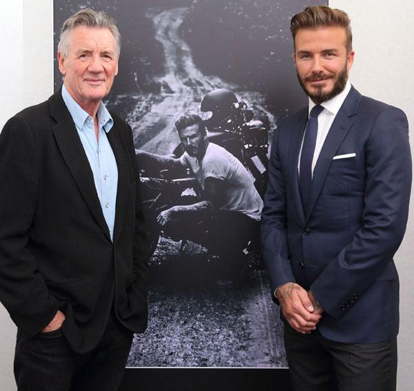 Beckham with Pallinn