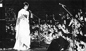 David Bowie in Japan