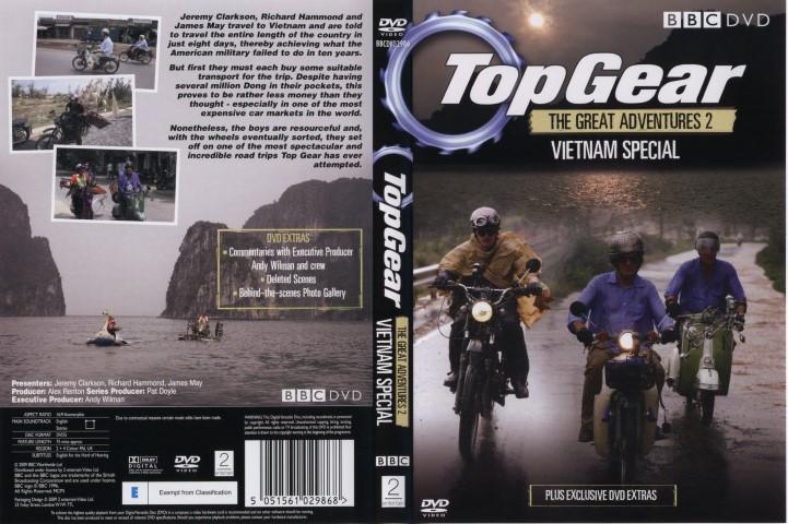 Top_Gear_especial_Vietnam DVD release