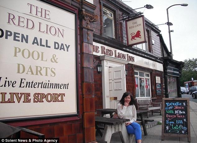 Crazy Cathy Red Lion pub crawl