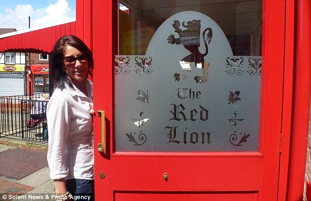 Crazy Cathy Red Lion pub crawl1