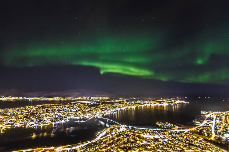 10,000 Miles around Norway to make 5-minute Motion Time-Lapse Video