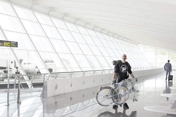 Velib tdm - Paris airport