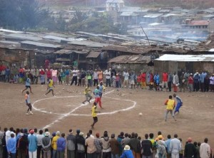 pick up game Africa