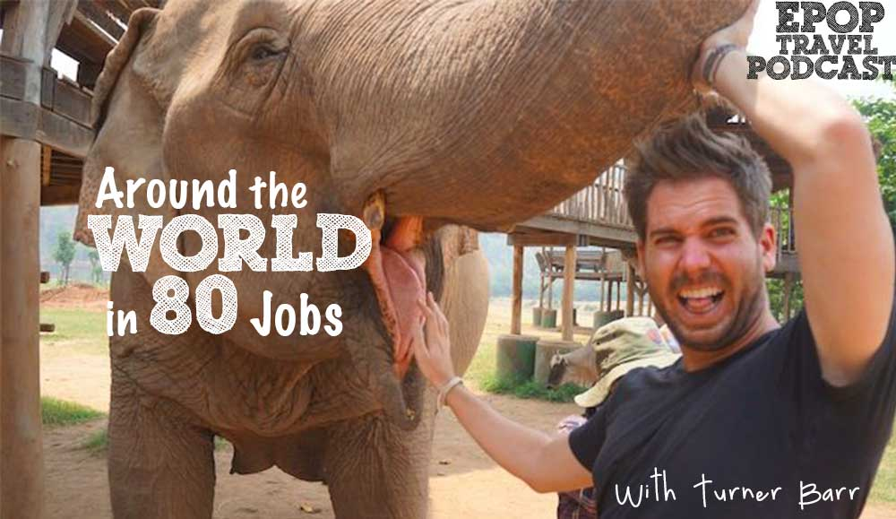 Around the world n 80 jobs by Turner Barr