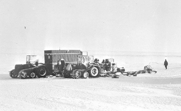 1958 original Massy Antarctica expedition