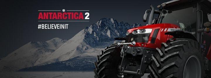Tractor girl Antarctica3