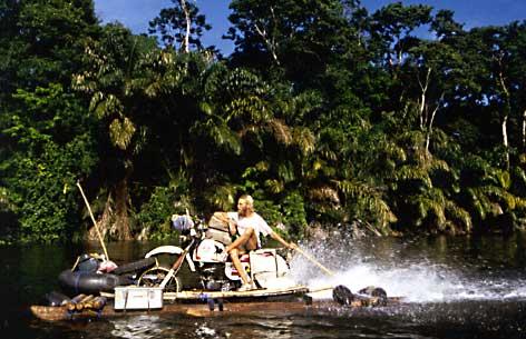 The Juma da Amazonia