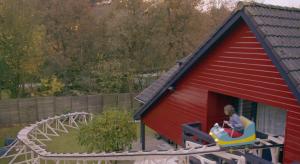 roller coaster ride through your future house