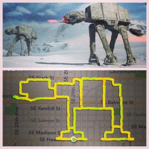 AT-AT Walker Star Wars