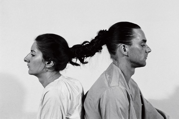 Abramovic and Ulay (Small)