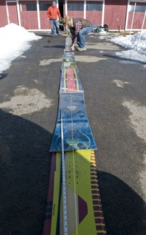 Minyan Board longest snowboard1