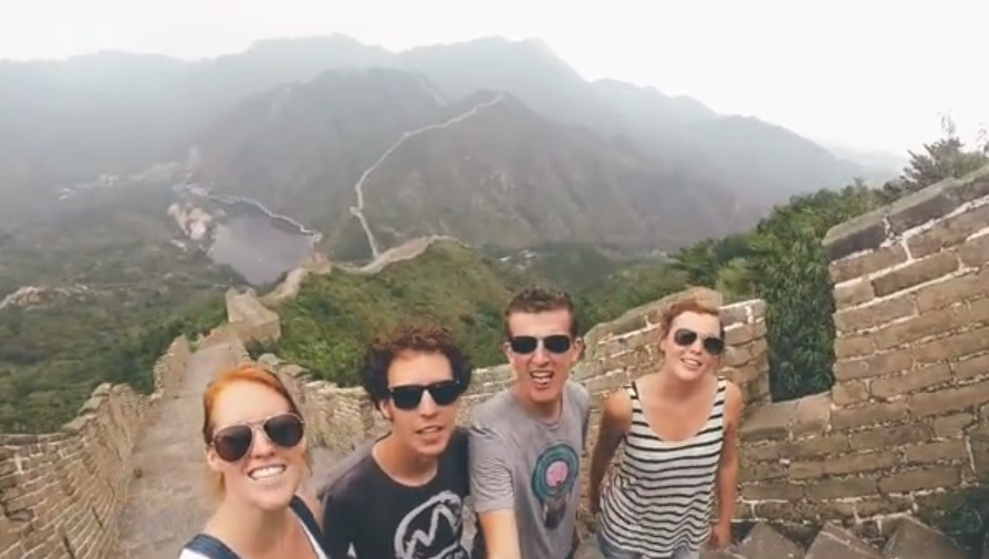 A Playbacking and Sing alongRoadtrip through India, Nepal, Tibet & Great Wall of China