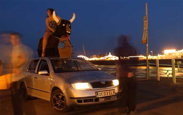 Return Of The Yak: Driving Into The Unknown to Mongolia - A Kickass Roadtrip adventure
