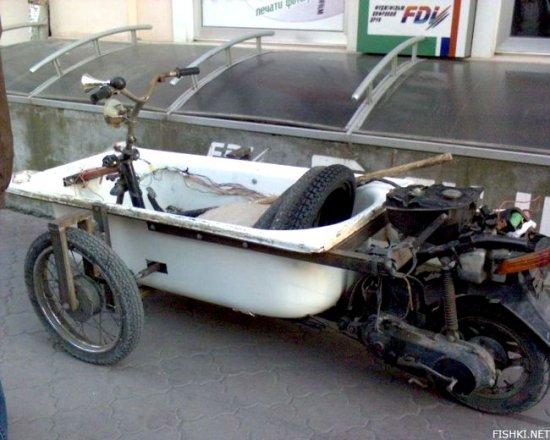 motorized bathtub