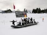 world biggest snowboard