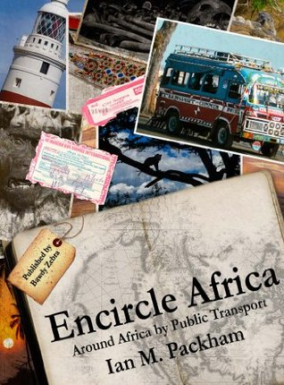 The Book cover of Encircle Africa