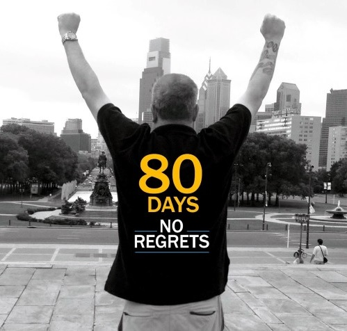 80 days no regrets (Featured image)