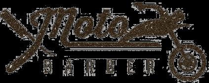 Motobarber logo