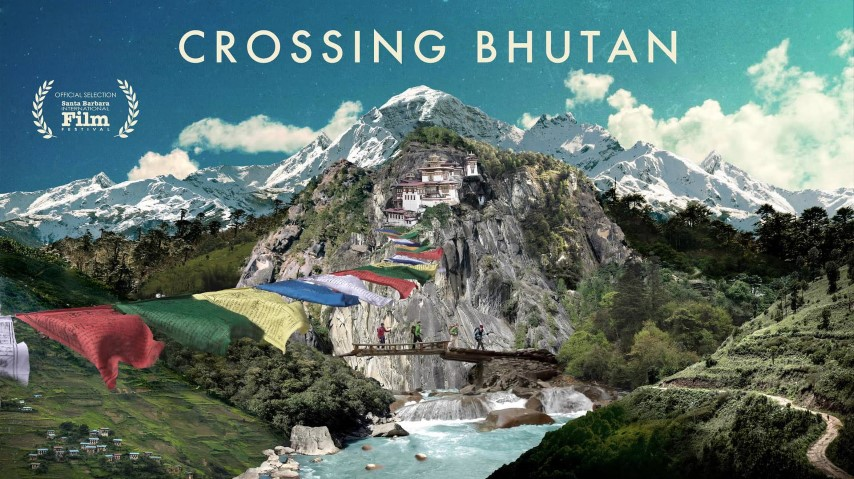 Crossing Bhutan humanpowered journey (Small)