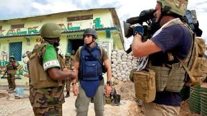 Simon Reeve in Mogadishu, Somalia